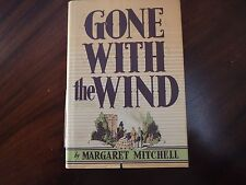 Special 50th Anniversary First Edition Facsimile GONE WITH the Wind