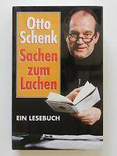 Otto Schenk Sachen zum Lachen