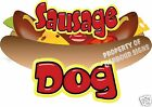 Sausage Dog Decal 12
