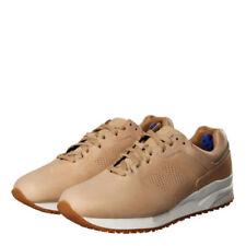 Zapatillas deportivas de hombre marrones New Balance de piel