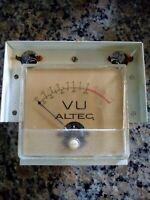 Vintage Altec 1592B Meter