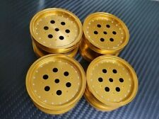 Tamiya  Super Hot Shot Super Sabre Big Wig Boomerang Alloy wheels set gold