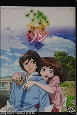 JAPAN Movie Animation Hal: Official Fan Book (Character Design: Io Sakisaka)