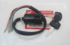 HONDA EXPRESS 50 URBAN NC50 NA50 NX50 PA50 PA50II IGNITION SWITCH KEY 4 WIRES