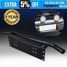 """23"""" Number Plate Bullbar Frame For Driving Light Bar Mount Mounting Bracket"""
