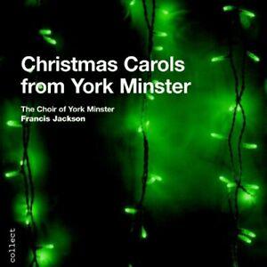 Choir of York Minster - Christmas Carols from York Minister [CD]