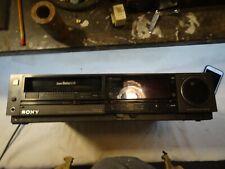 Sony Super Beta Hi-Fi Sl-Hf900 Betamax Cassette Recorder Defective/Repair/Parts
