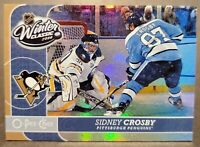 2008-09 O-Pee-Chee Winter Classic Highlights #WC38 Sidney Crosby SP