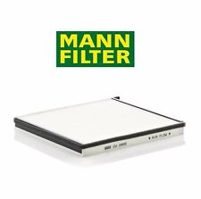 NEW Volvo S60 S80 V70 XC70 XC90 99-14 Cabin Air Filter Particulate 25mm MANN