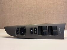 2009-2013 LEXUS IS250 FRONT LEFT DRIVER DOOR WINDOW MASTER SWITCH 84040-53180