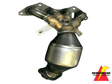 Exhaust Manifold with Integrated Catalytic Converter Front Benchmark BEN91609
