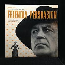 Dimitri Tiomkin-Friendly Persuasion OST-Unique 110-GREAT COPY