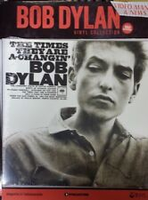THE TIMES THEY ARE A CHANGIN' BOB DYLAN VYNIL COLLECTION 1 LP VINILE.DE AGOSTINI