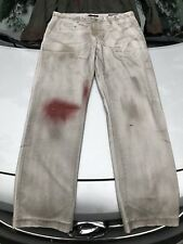 Jason Voorhees Part 3 Pants Custom Created- High Quality- Read Discrption