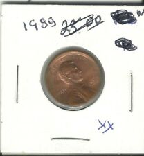 1988  US LINCOLN CENT ERROR PENNY