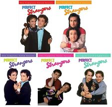 PERFECT STRANGERS Almost Complete Series Seasons 3-8 DVD Set BRAND NEW