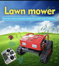 Intelligent Lawn Mower Auto Grass Cutter Gas Powered Robot Fully remote control