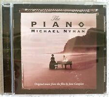 Michael Nyman - The Piano (Soundtrack), CD