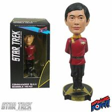 Star Trek II: The Wrath of Khan Commander Sulu Bobble Head