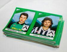 Mancoliste 1987/88 Calciatori Figurine Panini originali n in descrizione