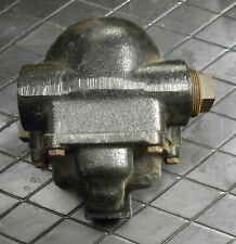 "HOFFMAN 1-1/2"" STEAM TRAP 15 PSI PART NUMBER FT015H-6"
