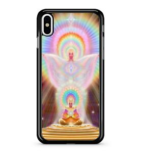 Colourful Celestial Divine Delightful Holy Spiritual Beings 2D Phone Case Cover