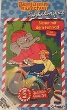 Benjamin Blümchen Verkehrslernspiel *Sicher mit dem Fahrrad * Spiel Schmidt OVP
