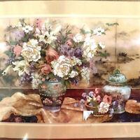 The Gold Collection Oriental Splendor Crewel Design Lena Liu Dimensions