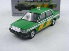Toyota Crown Comfort Tokyo Musen Taxi grün,Tomica Tomytec Lim.Vint.LV-N218a,1/64