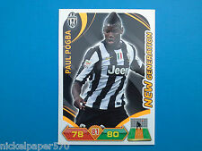 PANINI ADRENALYN XL 2012 2013 - NEW GENERATION - POGBA JUVENTUS TOP RARE