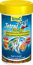 Tetra Pro Energy Plate Fish Food Formula Build Muscle Increase Energy (55g)