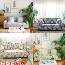 1-3 Sofa Covers Couch Slipcover Stretch Elastic Fabric Settee Protector New