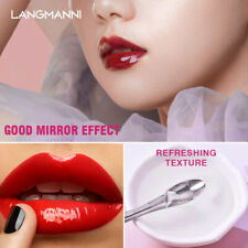 Clear Lip Gloss Base Oil Non-Stick DIY Lipstick Raw Material Gel Lips Gloss UK~