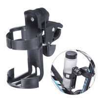 Universal Adjustable Clip-on Cup Bottle Holder For Stroller / Pram/  *