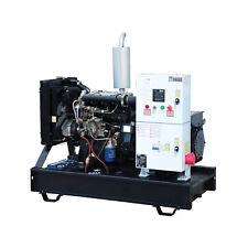 Stromerzeuger 15kva Stromaggregat 400v Notstromaggregat Generator Diesel F. BHKW