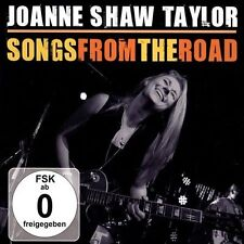 Songs from the Road by Joanne Shaw Taylor (CD, Nov-2013, 2 Discs, Ruf Records)