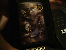 Southwest Spirit Of The West American Indian Zippo Lighter Nice Graphics!