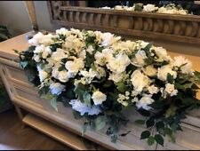 Large Floral Wedding Centerpiece / Sweet Heart Table - White