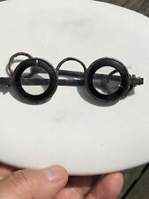 Antique 18th Century Era 1750 Martin's Margins Spectacles Eyeglasses