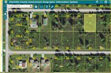 NO RESERVE!! Florida Land for Sale. Charlotte County Lot!