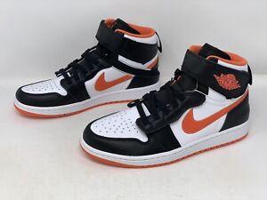 Jordan 1 High Flyease Shattered Backboard Black Sneaker, Size 8 BNIB CQ3835-001