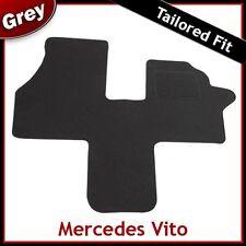 MERCEDES VITO 1996 1997 1998 1999 2000 2001...2003 Tailored Carpet Car Mat GREY