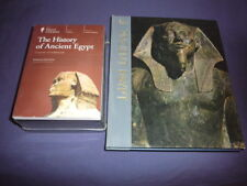 Teaching Co Great Courses CDs         HISTORY OF ANCIENT EGYPT       new + BONUS