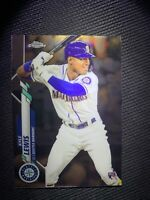 2020 Topps Chrome KYLE LEWIS RC #186 SEATTLE MARINERS Rookie Card