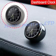 Car Dashboard Air Vent Plug Florescent Pointer 60 Scale Digital Clock Watch