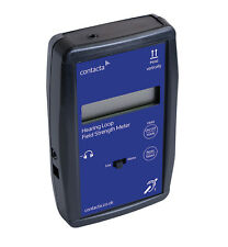 CONTACTA Field Strength Meter NEW Hearing Aid Loop System