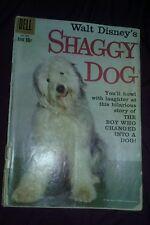 Four Color Comics #985-1959 g2.0 cond. Annette Funicello Disney Shaggy Dog film
