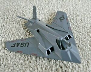 MATCHBOX SB-36 F-117A STEALTH FIGHTER PLANE 1990 RARE NEAR MINT   I264