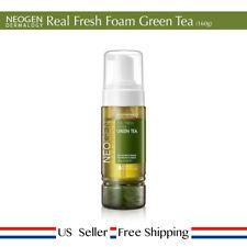 Neogen Dermalogy Real Fresh Foam (Green tea) 160g Cleansing + Free Sample