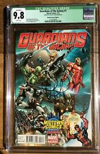Guardians Of The Galaxy #1 Midtown Variant  CGC 9.8 2137029008